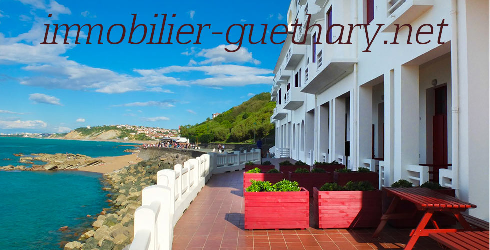 Immobilier Guethary